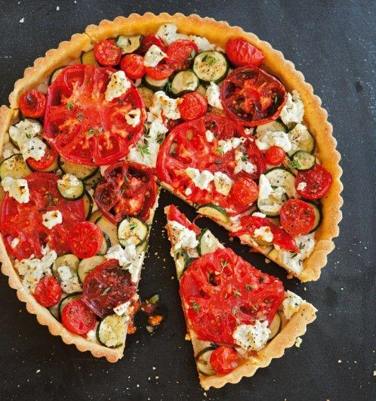 Tomato, Zucchini