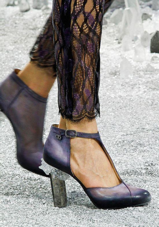 Chanel - Fall 2012