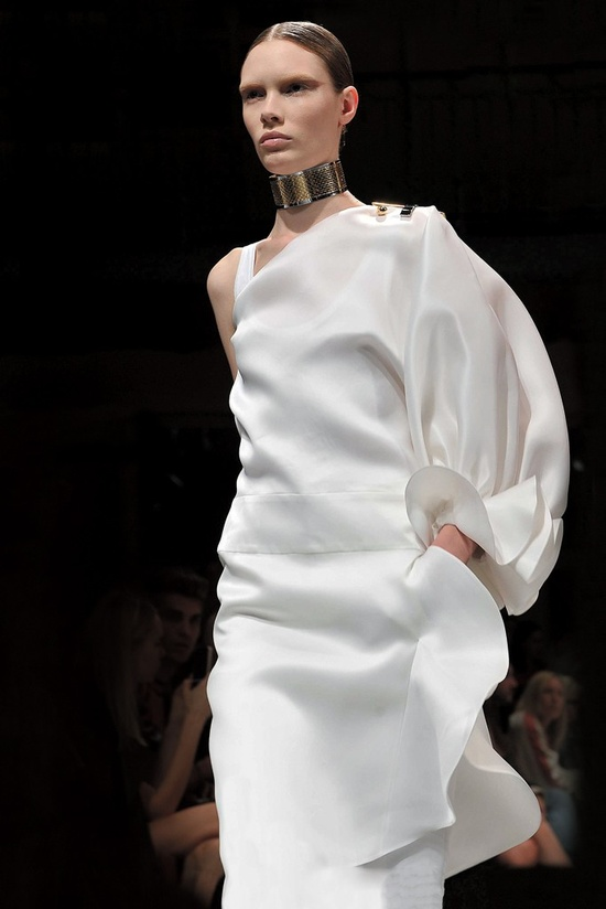 Spring 2013 Trend: For the Frill of It All  (Givenchy RTW Spring 2013)