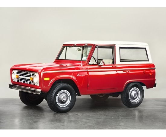 Shop - Classic Cars - Ford - 1972 Bronco - Red - Man Of The World #celebritys sport cars #customized cars #sport cars #luxury sports cars