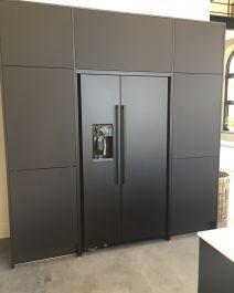Foodcenter nahezu integriert. Kann individuell erstellt werden von uns. www.schreiner-24.ch