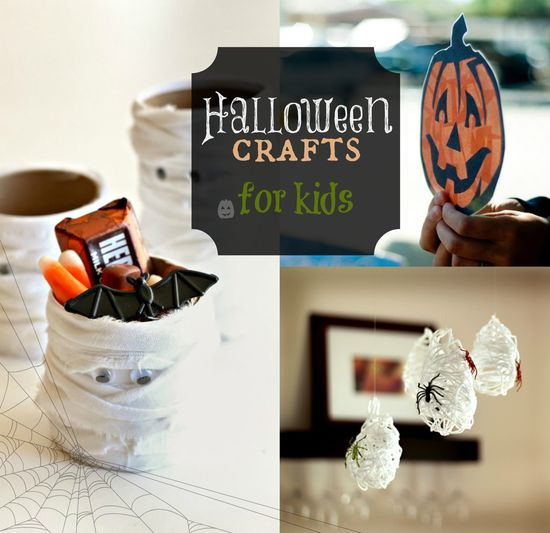 Halloween Crafts For Kids: 9 Ideas We Love!