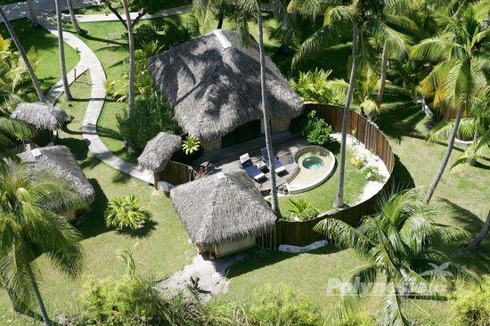Bora Bora, Pearl Beach Resort