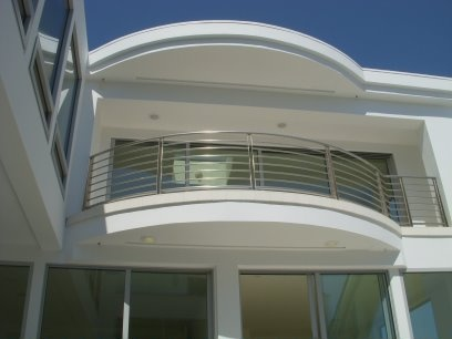 Stainless Steel Balcony Rail