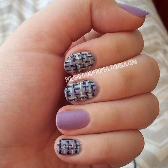 maddietepper's nails! Show us your tips—tag your nail photos with #SephoraNailspotting to be featured on our social sites!