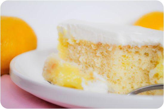 Lemon Pudding Cake - Lemon Sugar