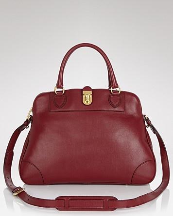 Marc Jacobs Satchel - Manhattan Whitney - All Handbags - Handbags - Handbags - Bloomingdale's