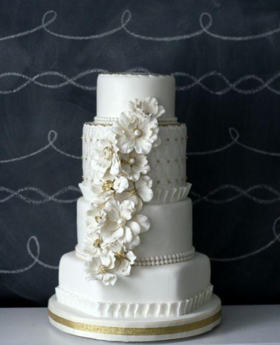 Beautiful wedding cakes!
