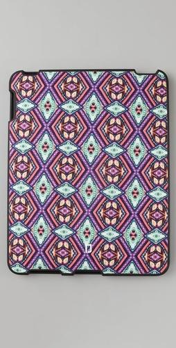 Dannijo Rawson iPad Case. Tribal Tech.