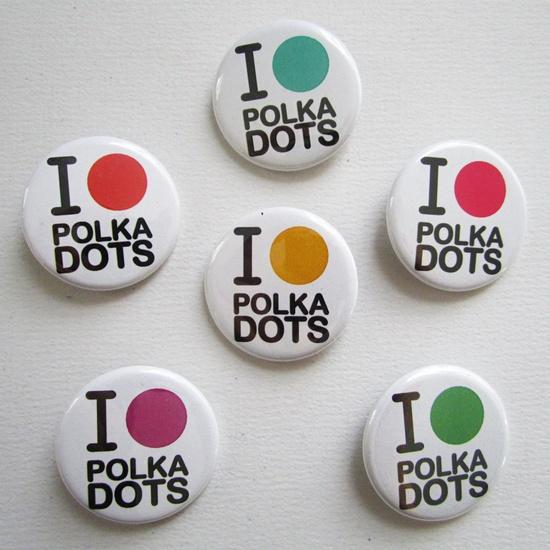 I dot Polka Dots