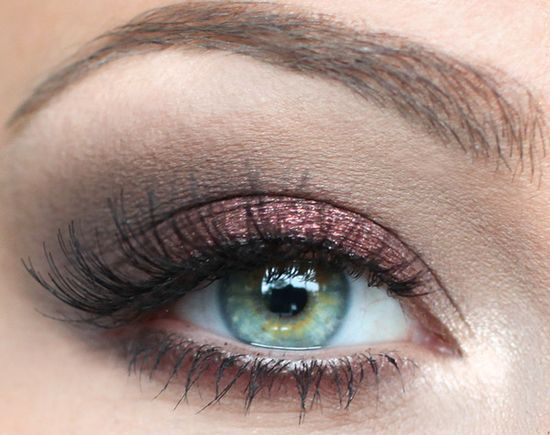 Lovely smokey eye