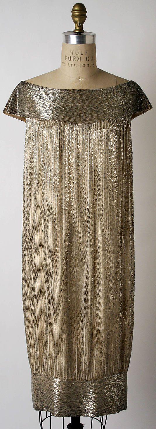 Dress, Evening - Norman Norell 1958