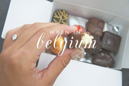 When in #Belgium: A mini travel guide