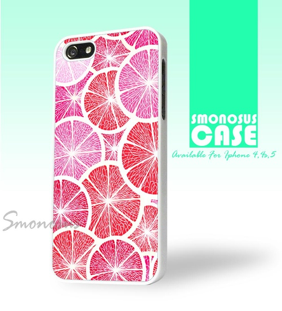 Grape Fruites - Iphone case for Iphone 4