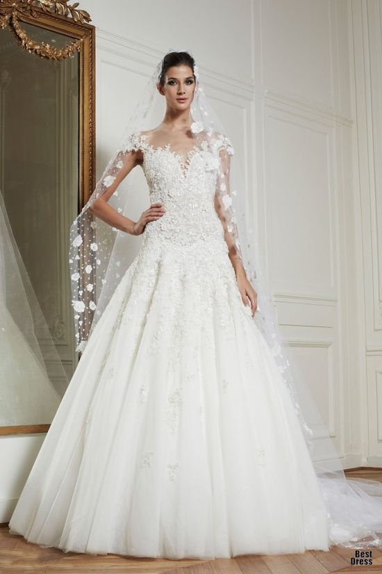 Zuhair Murad Wedding Dresses 2013
