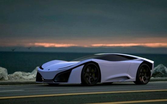cars concept lamborghini