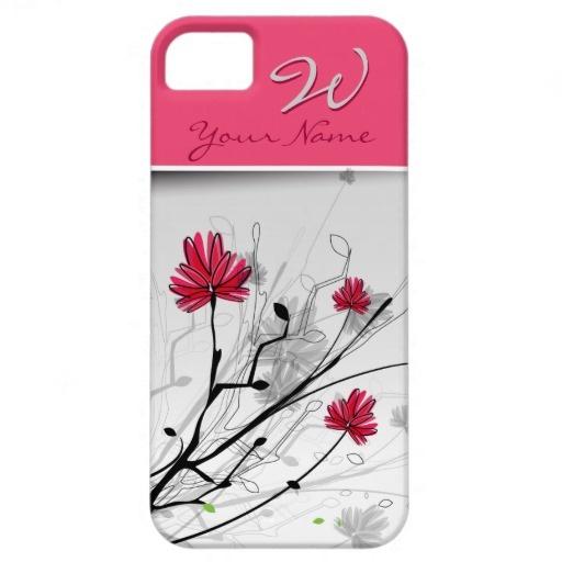 Funky Floral Art Speck Case iPhone 5 Cases #flowers #iphone5 #case 3art #zazzle