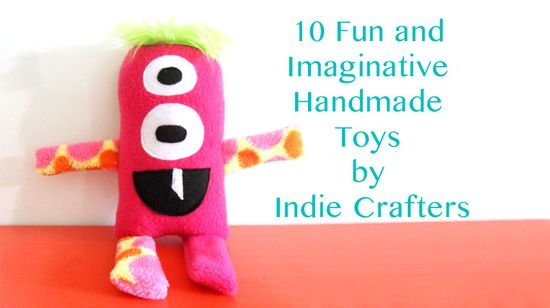 Holiday Indie Gift Guide: Best KIds Toys