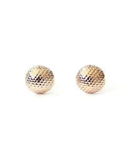 The Scale Earrings by JewelMint.com, $45.00