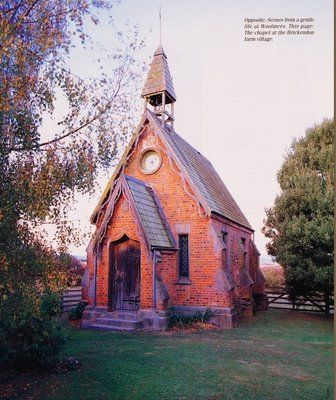 Brabourne Farm: Love .... Old Country Churches