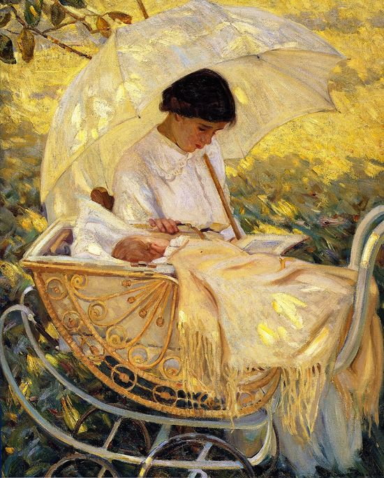 In the Shadow of the Tree (Helen Galloway McNicoll - )
