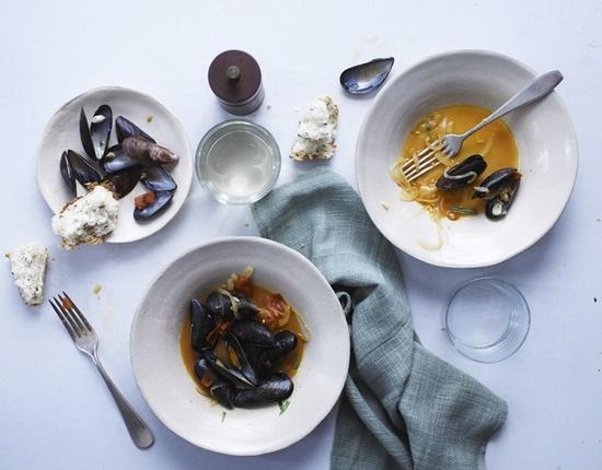Food styling / Simon Andrews
