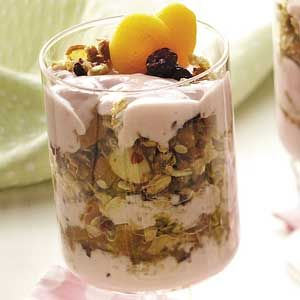Greatest Granola Recipe from Taste of Home --