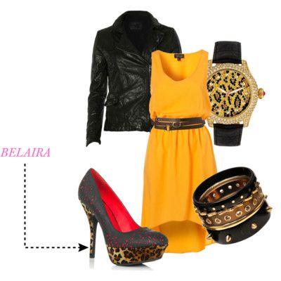 Belaira leopard pump #shoes