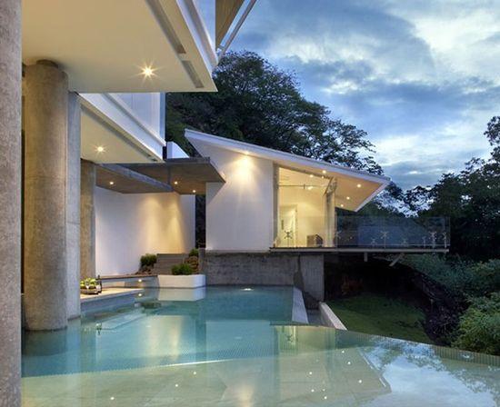 Casa Ron Ron por Cañas Arquitectos
