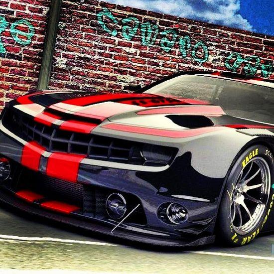 Super Cool Camaro