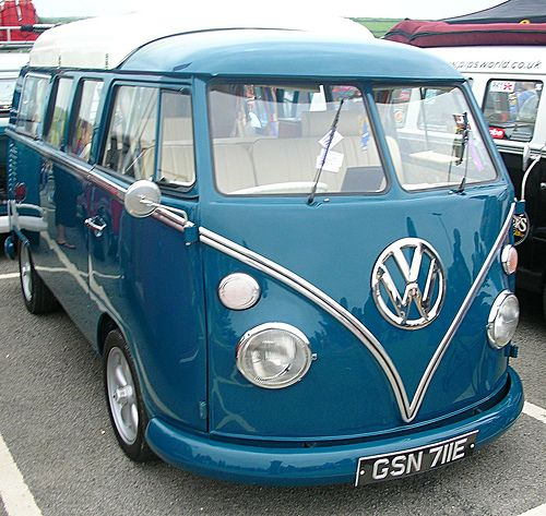VW Camper Splittie