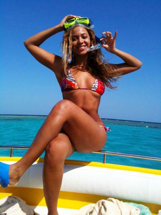 Beyonce Bikini body workout