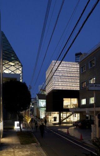 Marc Jacobs Flagship Building / Jaklitsch/Gardner Architects