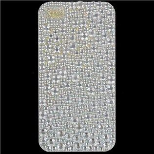 For a fun stocking stuffer, give the gift of bling with this clear crystal iPhone cover.