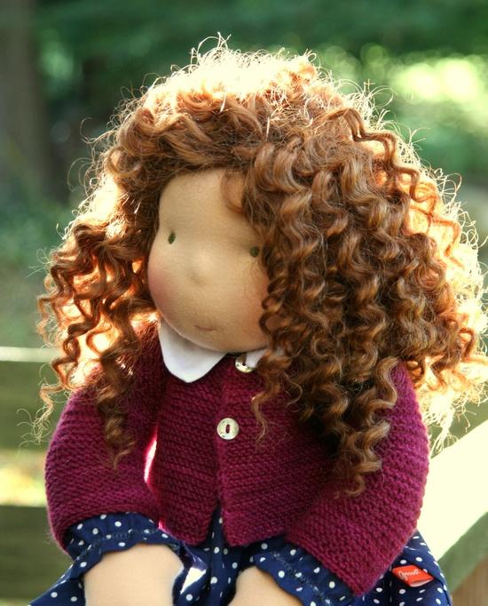 Petit Gosset Handmade Doll 19 inch - Juliette