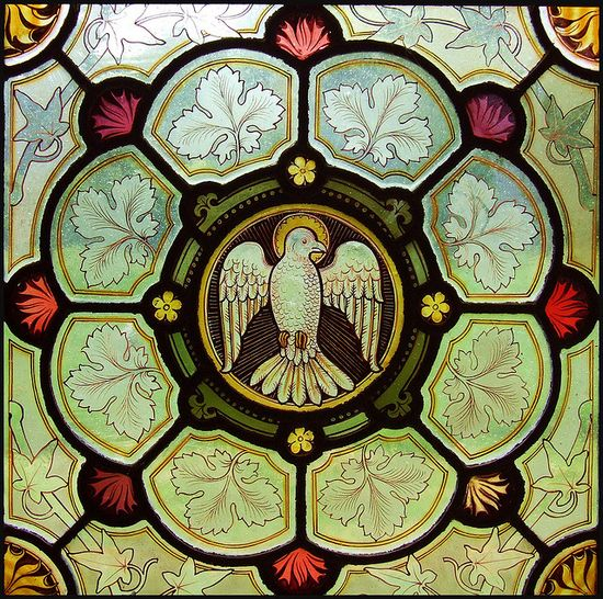 #Stained-Glass - Dov