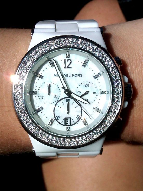 Michael Kors Watch = LOVE. i need this in my life