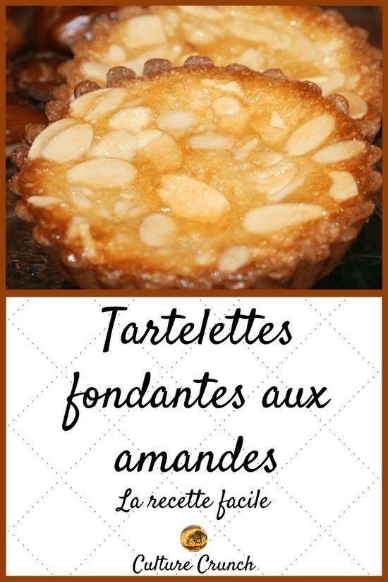 #cuisine #recettes #desserts #gâteaux #recettefacile #recetterapide #inspiration #tartes #amandes