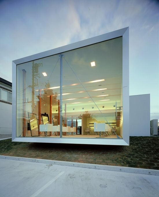 Coo Hair ECLAT / atelier KUU - #modern #home in Japan