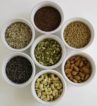 Raw Food Pantry