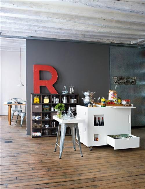 Tiny #kitchen #interior