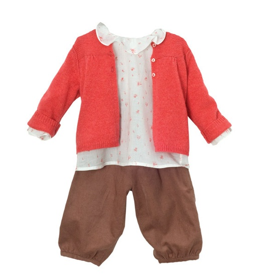 French baby clothes are ALWAYS the cutest!!