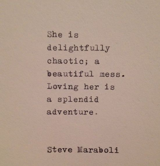Steve Maraboli Love Quote Hand Typed on Vintage by farmnflea, $9.00
