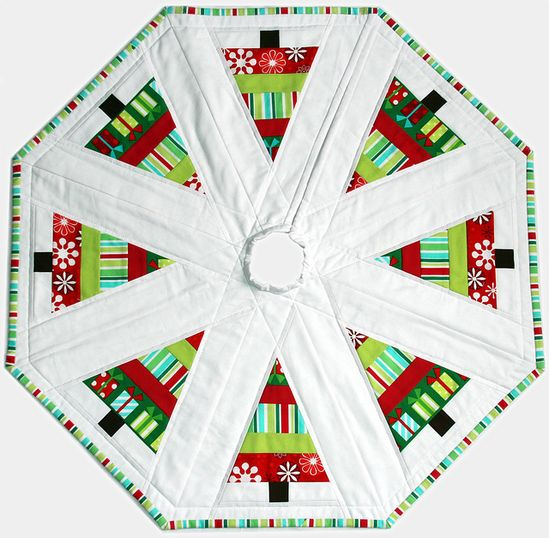 Tree skirt by Made by Cola