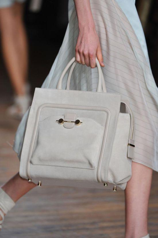 Handbag from Jason Wu, New York. #fashion #designer #NYFW #MBFW #runway #bags