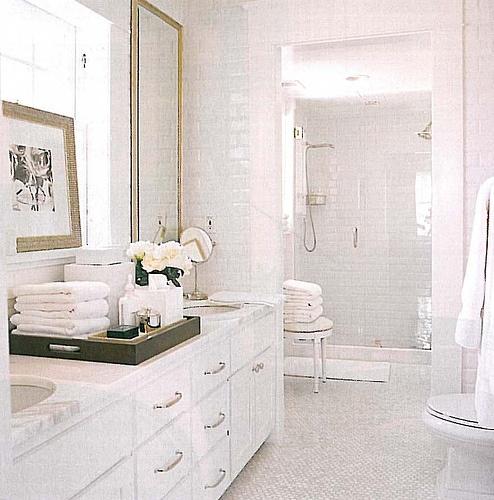 Bright White-David Jimenez Bathroom.