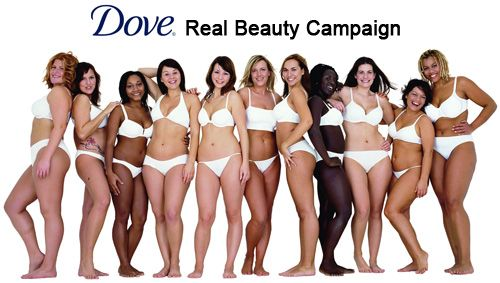 The same company runs both the Dove Real Beauty ad campaigns and the AXE ad campaigns. GROSS.
