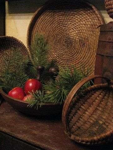 Pretty Basket Vignette