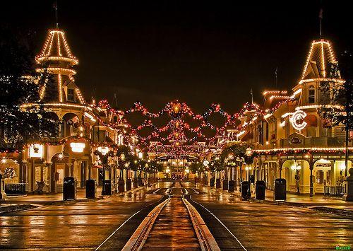 Main Street USA in Walt Disney World