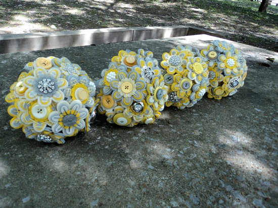 Cool Wedding Bouquets